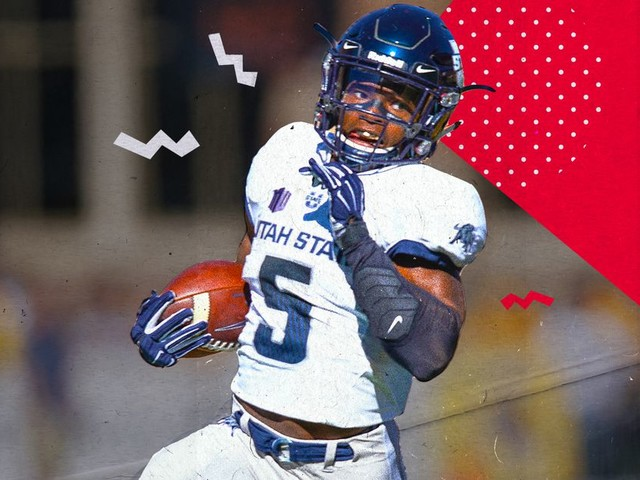 Meet the 5'8 running back ready to be the 2019 NFL Draft's biggest bargain