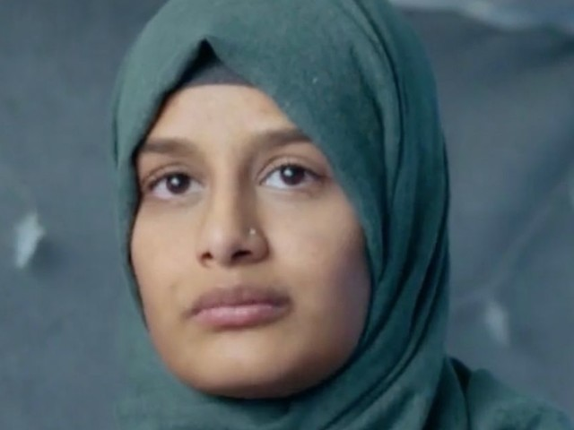 Shamima Begum says she was 'dumb kid' when she joined ISIS and begs to come home