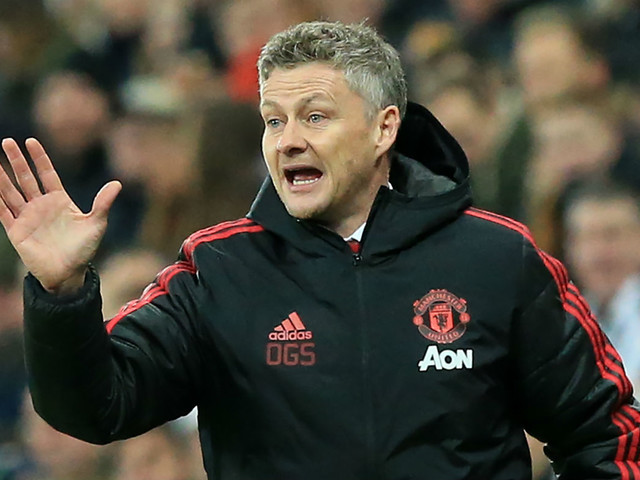 Ole's at the wheel: Man Utd fans celebrate Solskjaer appointment