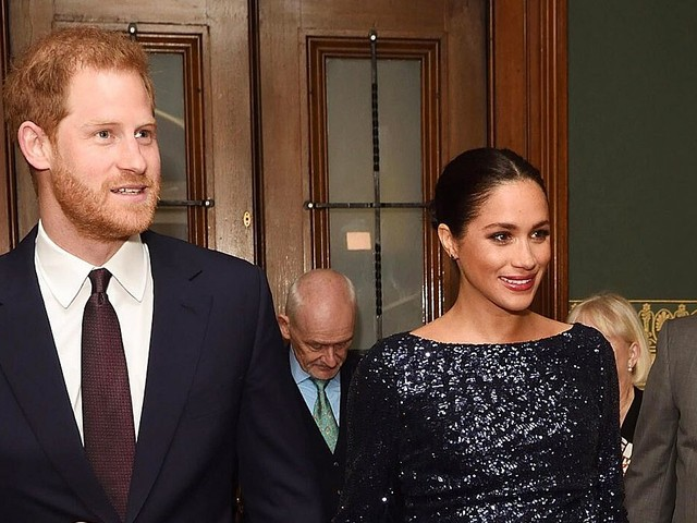 Meghan Markle Sparkles in Sequins for Magical Date Night with Prince Harry at Cirque du Soleil