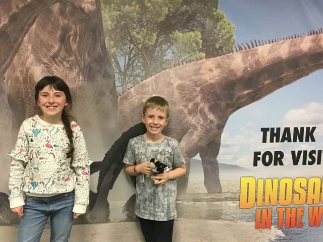Dinosaurs In The Wild has arrived in Manchester and we were first to see it