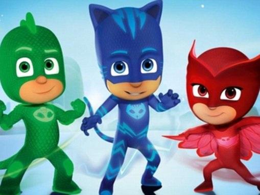 Superhero kids help Entertainment Onetip earnings by 36%