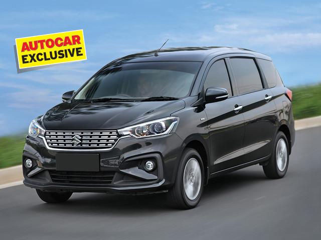 Review: 2018 Suzuki Ertiga review, test drive