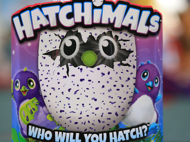 Hatchimals Manufacturer Investigating Claims Bath Bombs Gave A Girl Chemical Burns