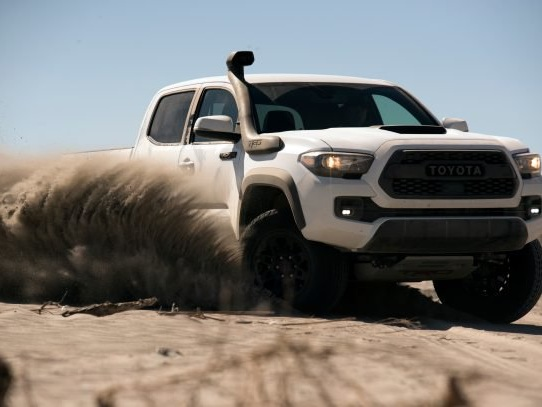 Toyota Sets Aside $391 Million for Texas-made Pickups
