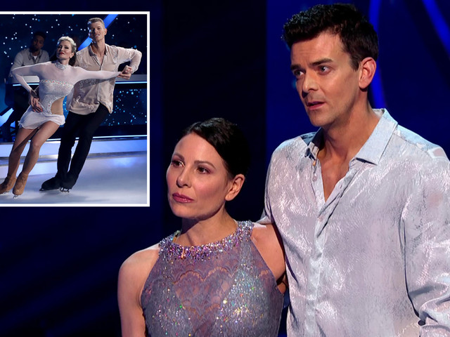 Lucrezia Millarini becomes second celebrity to leave Dancing on Ice – as Caprice misses live show following pro split