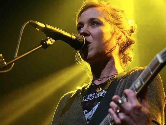 Strange Angels: Kristin Hersh On Music & Motherhood