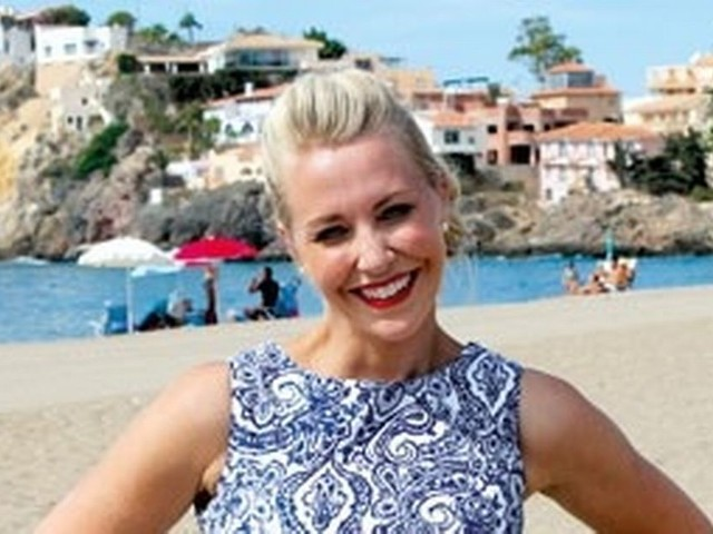 A Place In The Sun's Laura Hamilton's heartbreak as granddad dies during filming