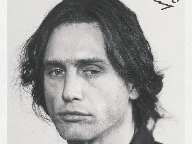 A 'Disaster Artist' Headshot of James Franco as Tommy Wiseau Can Be All Yours