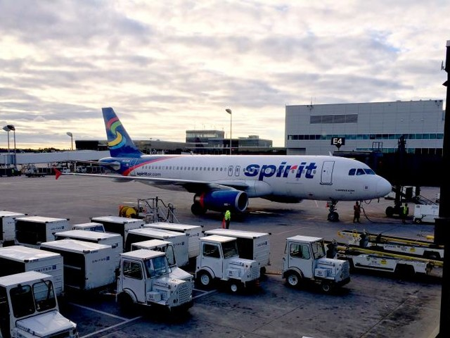 The Problems at Spirit Airlines Are So Bad They Threw the Fort Lauderdale Airport Into Chaos