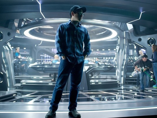 J.J. Abrams Shopping a Return to TV with New Sci-Fi Series