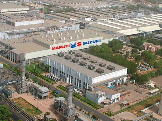 Maruti Suzuki to cut production by 60 percent in September
