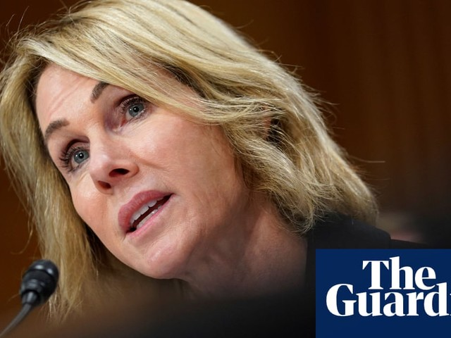 Trump's UN pick under fire for spending 300 days away from current post