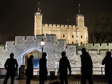 The People's Revolt at the Tower of London