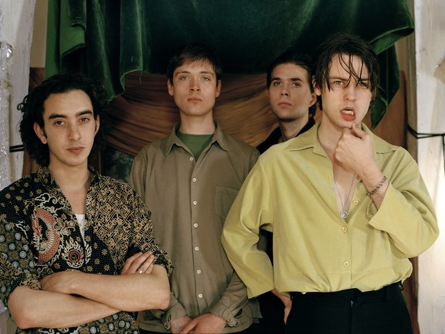 NEWS: Iceage announce EU & UK shows