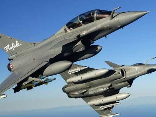 Dassault Aviation Welcomes Top Court's Ruling On Rafale Deal