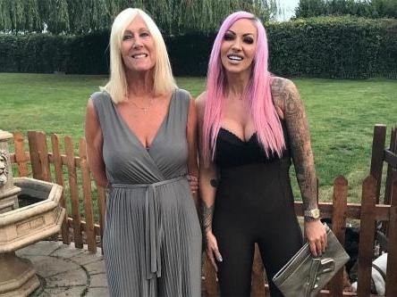 Jodie Marsh feels 'broke and lost' since mum's death