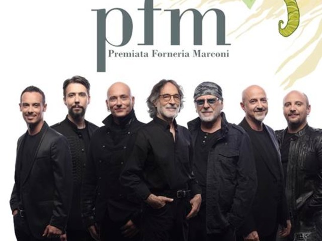 PREMIATA FORNERIA MARCONI – first single from Emotional Tattoos