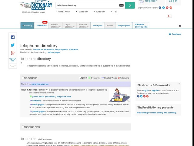 telephone directory search other anygator com