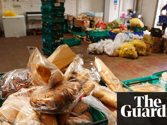UK grocers pledge to halve food waste from 'farm to fork' by 2030