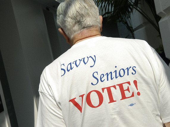 In a strong statement, AARP vows to 'hold all 100 Senators accountable' for health care bill