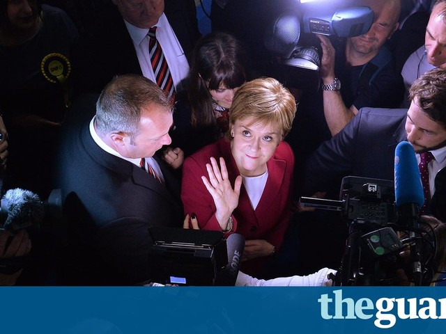 Nicola Sturgeon's independence dream is now further away than ever | David Torrance
