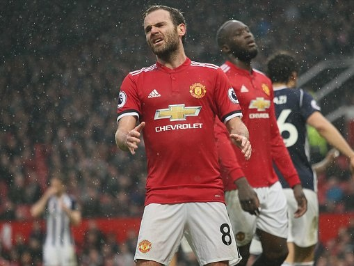 Juan Mata urges Man Utd to focus on strong finish after defeat