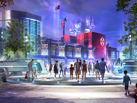 Disney California Adventure Preps for Arrival of Marvel's Avengers Next Year – and Why The Avengers Can't Assemble in Disney World