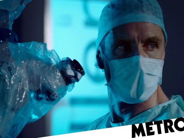 Holby City spoilers: Horror murder as evil Professor Gaskell kills Roxanna