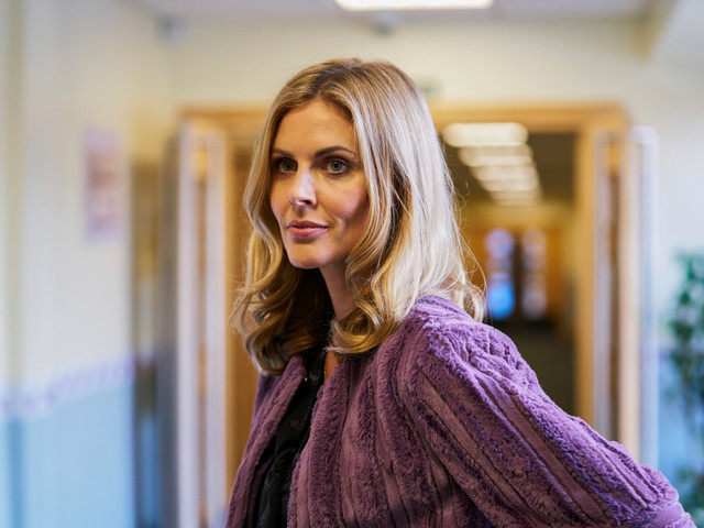 Donna Air reveals she tested positive with coronavirus after 'mild flu-like symptoms'