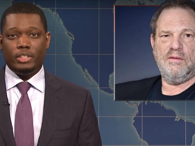 Saturday Night Live Reverses Course, Destroys Harvey Weinstein
