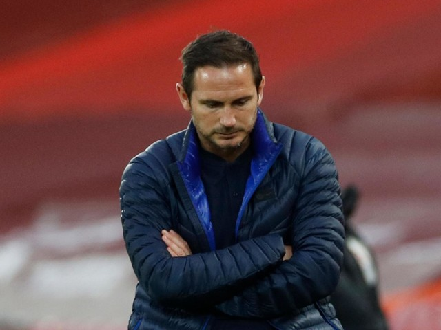 Frank Lampard: Smirking Liverpool staff broke touchline code