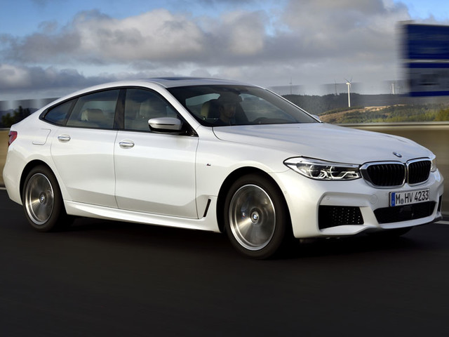 Review: 2017 BMW 6-series GT review, test drive
