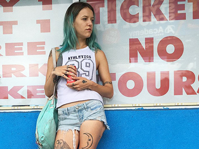 How The Florida Project's Bria Vinaite Became an Oscar-Caliber Actress in 3 Weeks