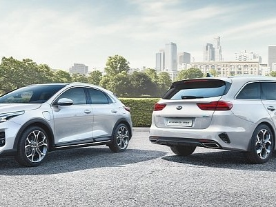 Plug-In Hybrid Kia XCeed, Ceed Sportswagon Detailed for the UK Market