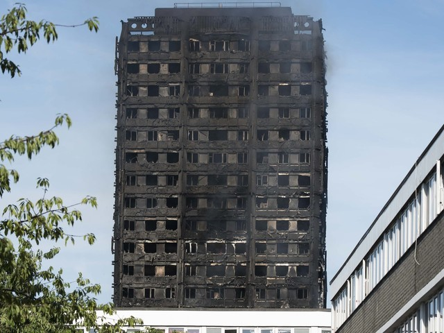 Cladding Fears Spark Anger As Residents Grow Frustrated High-Rises Could Be Covered In Grenfell Tower Material