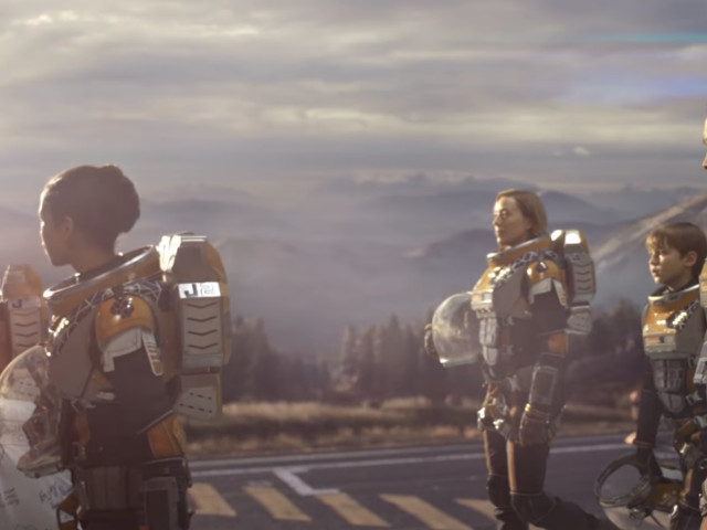 Netflix's Lost In Space reboot teaser reveals an airdate