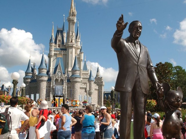 Disney World will close its parks for the 5th time in history as Hurricane Irma prepares to hit Florida