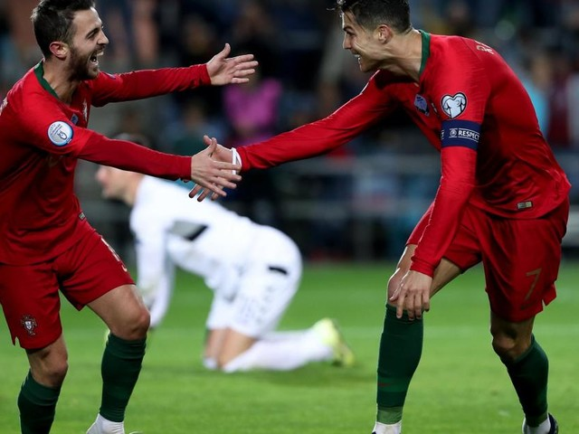 Ronaldo and Portugal squad give amateur clubs financial boost