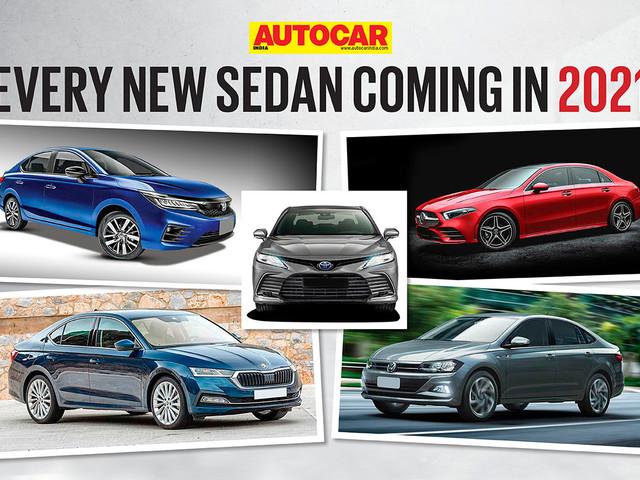 New cars for 2021: Sedans