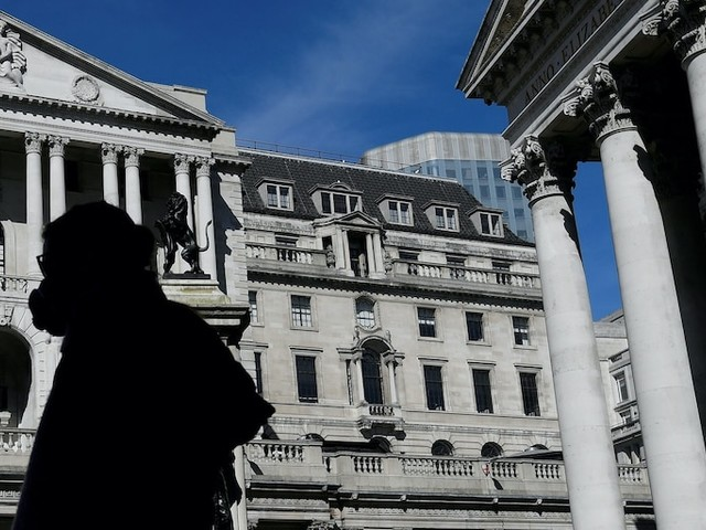 The UK sells negative-yield bonds for the first time — days after the Bank of England dismisses below-zero rates