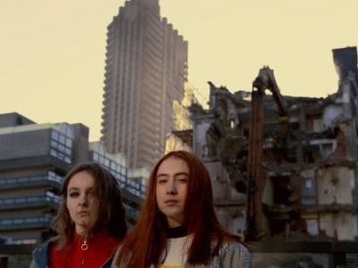 Let's Eat Grandma unveil Hot Pink video, European tour dates