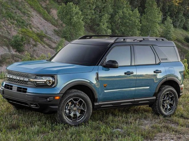 2021 Ford Bronco Sport SUV unveiled