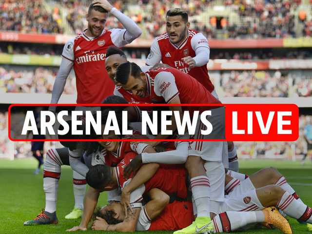 5pm Arsenal news LIVE: Ozil's Gunners career over, Ceballos wants permanent transfer, Pepe warned, Nelson injured until November