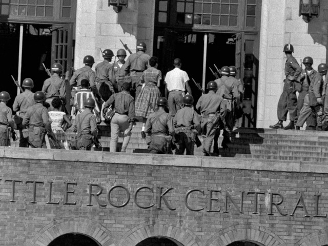 Little Rock at 60: how school segregation returned to the US