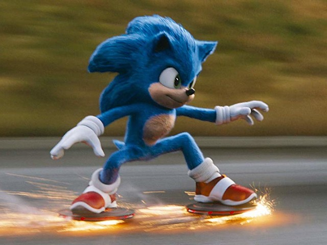 'Sonic the Hedgehog' Speeds to #1 with a $57 Million Opening Weekend