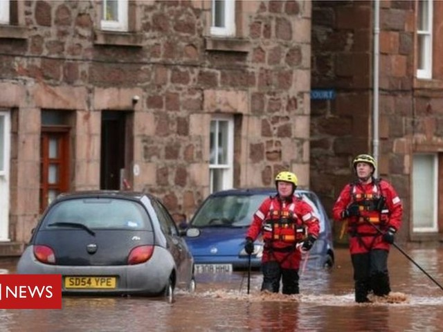 Completion of Stonehaven flood protection scheme delayed