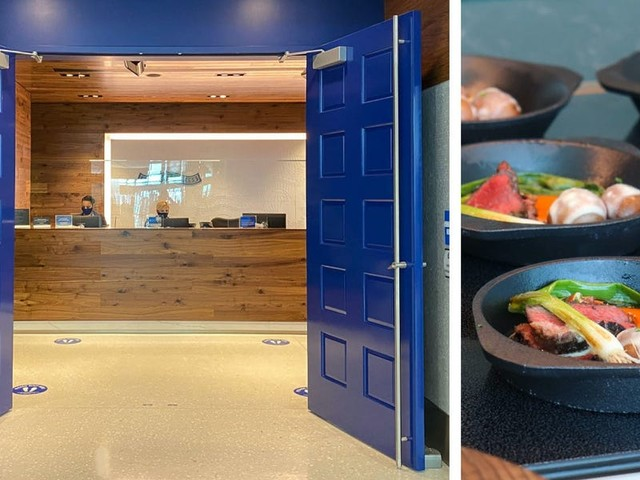 I visited the new American Express Centurion Lounge at JFK airport and saw why a $550 annual cardholder fee is worth it – see inside