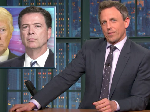 Seth Meyers: Trump 'just admitted everything the White House has been saying is a lie'