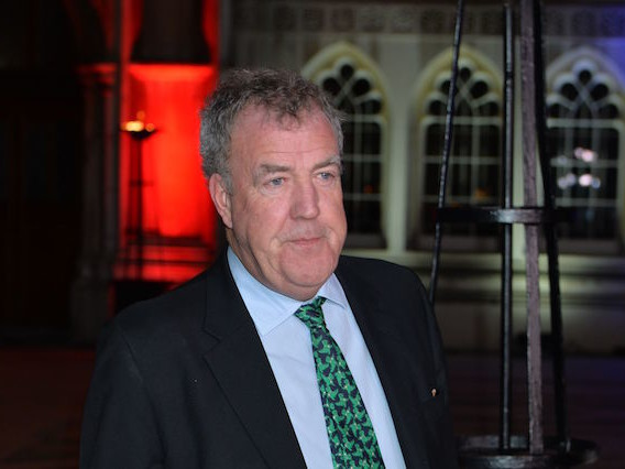 Jeremy Clarkson warns on driverless car safety after near miss